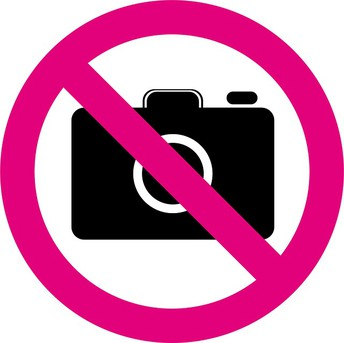 Do Not Publish Photo List