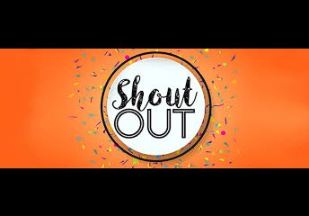 Want to give a Shout Out?