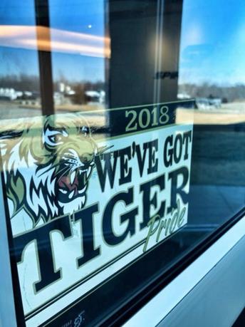 Become a Tiger Sponsor!