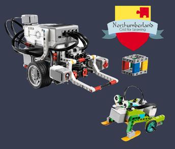 Lego WeDo sets - half price through SLA1