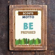 The Principal's POV on...the Boy Scout Motto!