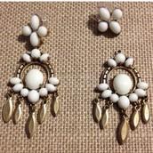 Havanna Earrings (worn 2 ways)