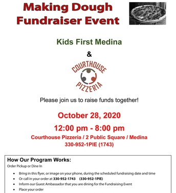 Kids First Medina Fundraiser