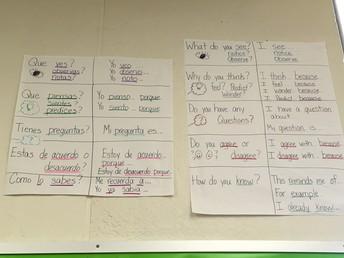 Bilingual Posters