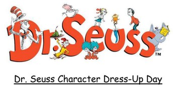 Let's Celebrate Dr. Seuss's Birthday - Friday, March 1st