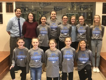 Girls Basketball with Coach Grosse