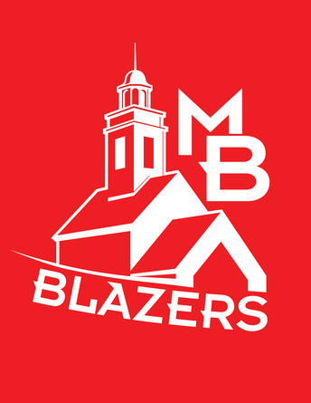 Montgomery Blair High School, Home of the Blazers!