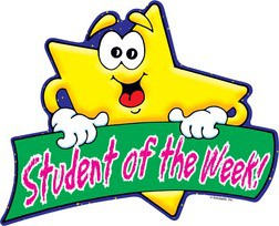 Student of the Week!