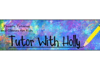 This Week's Vendor Spotlight: Tutor with Holly
