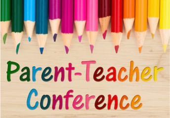 Parent/Teacher Conferences - September 25th