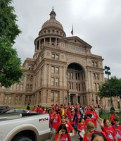North Shore Elementary Visits Texas Capitol