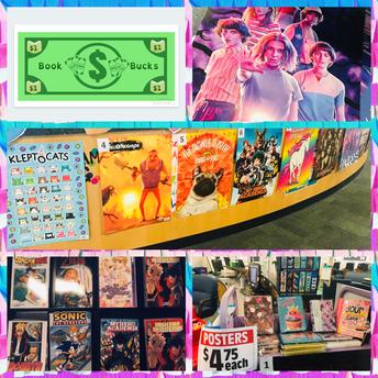 Book Fair Bucks!