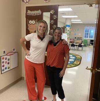 Owl Class - Ms. Brandi and Ms. Kellie