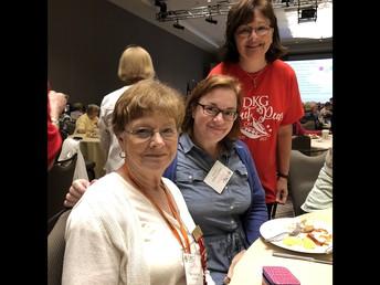 Judy, Mary Jane, and Gina