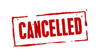 Walking Wednesday is cancelled this week!