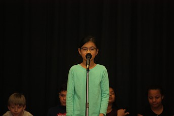 5th Grade Spelling Bee