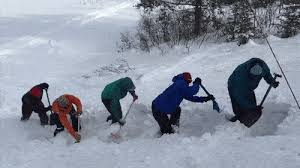 """THE MOUNTVIEW """"SHOVEL BRIGADE"""" IS BACK!"""