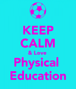 This Week's School at Home Website Spotlight- Physical Education