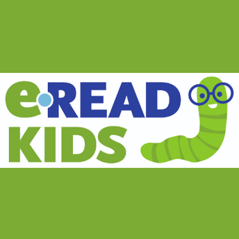 This is an image of the e-READ KIDS icon and a link the e-READ KIDS website.