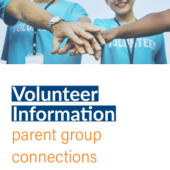 volunteer informstion