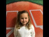 Maeve Sawin- Kindergarten
