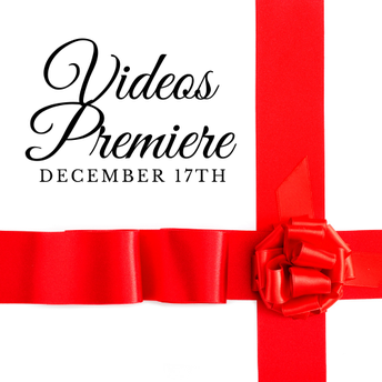 Recital Videos Premiere Thursday, December 17th!