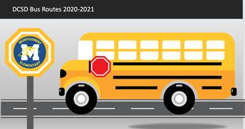 2020-2021 Bus Routes