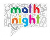 Math Night for 2nd Graders