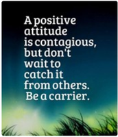 May Character Quality - Positive Attitude