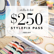 Congrats you have a $250 Style Fix Coupon for selling between $500-$1999 this quarter!