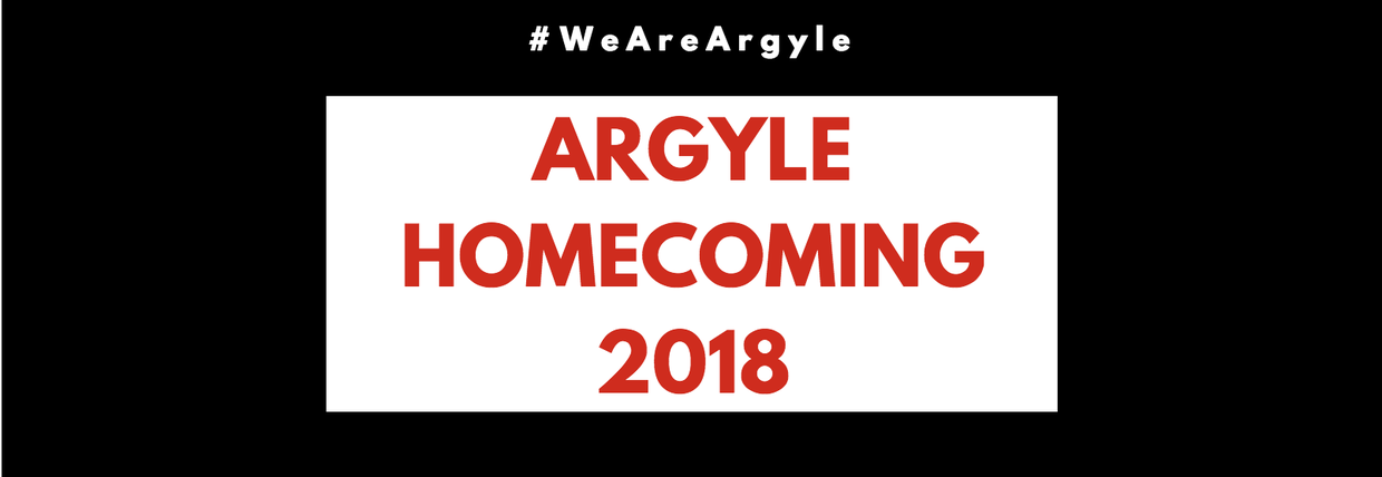 it is homecoming week we will see everyone at hoco fest 2018 at argyle high school on wednesday october 3rd at 530 pm there will be some fun games