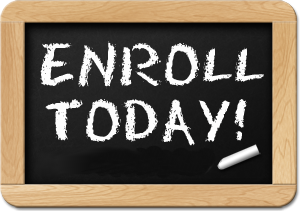Enrolling New Students!