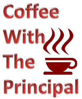 PRINCIPAL'S COFFEE & PTSA MEETING
