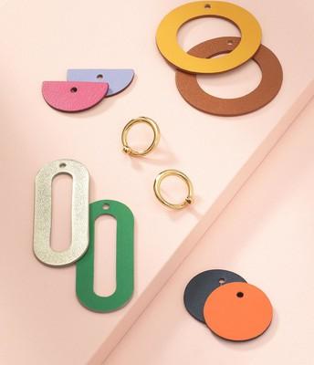 Color Pop Interchangeable Earring Set