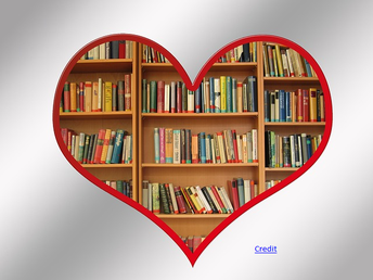 Book Speed Dating:  Love is in the Air!