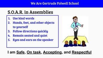 SOAR at Assemblies