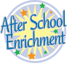 AFTER-SCHOOL ENRICHMENT PROGRAM for grades 3, 4, and 5