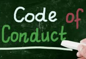 UPDATED CODE OF CONDUCT
