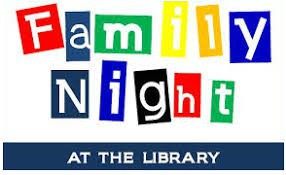 Family Night Library Picture