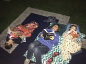 Reading Under the Stars