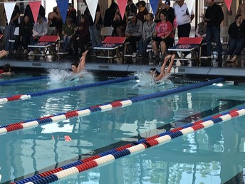 Petaluma Swimming SCL Championships Results Summary