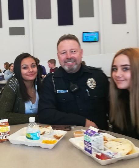 Officer Huntington