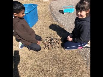 Imaginative play in Kindergarten!