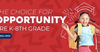 New Student (Including Siblings of Current Students) Application Opens Monday, January 18!
