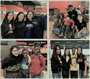 Unified Bowling Field Trip