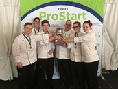 POLARIS CULINARY TEAM ACHIEVES STATE TITLE