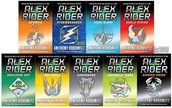 Alex Rider by Anthony Horowitz