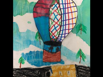 Created by Austin B., 3rd Grade