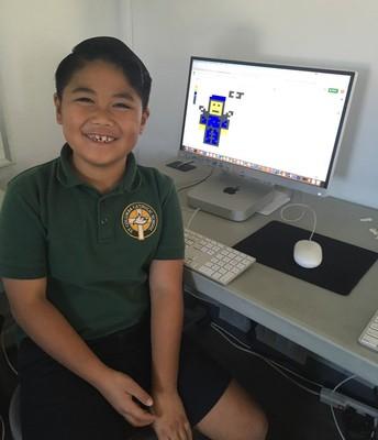 3rd Grade Technology - Pixel Art