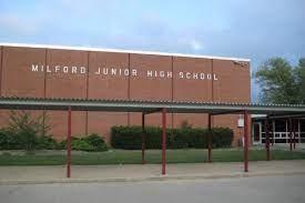 Milford Junior High School Grade Art